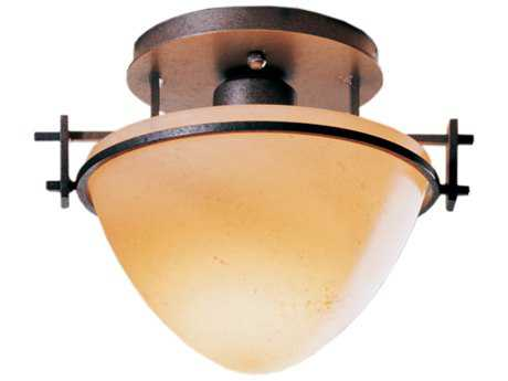 Hubbardton Forge Moonband Semi-Flush Mount Light HBF124247