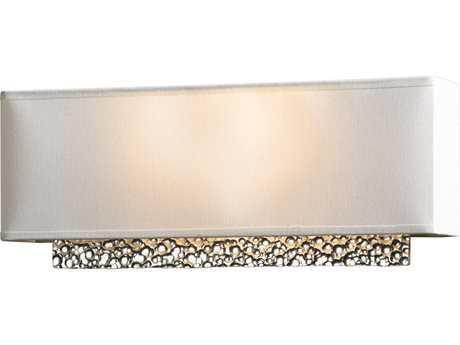 Hubbardton Forge Oceanus Vintage Platinum Two-Light Incandescent Vanity Light HBF20769082