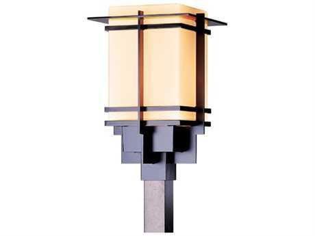 Hubbardton Forge Tourou Fluorescent Outdoor Post Light