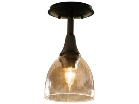Hubbardton Forge Trumpet Semi-Flush Mount Light HBF126703
