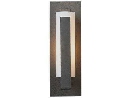 Hubbardton Forge Vertical Incandescent Wall Sconce HBF217185