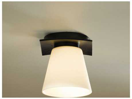 Hubbardton Forge Wren Fluorescent Semi-Flush Mount Light