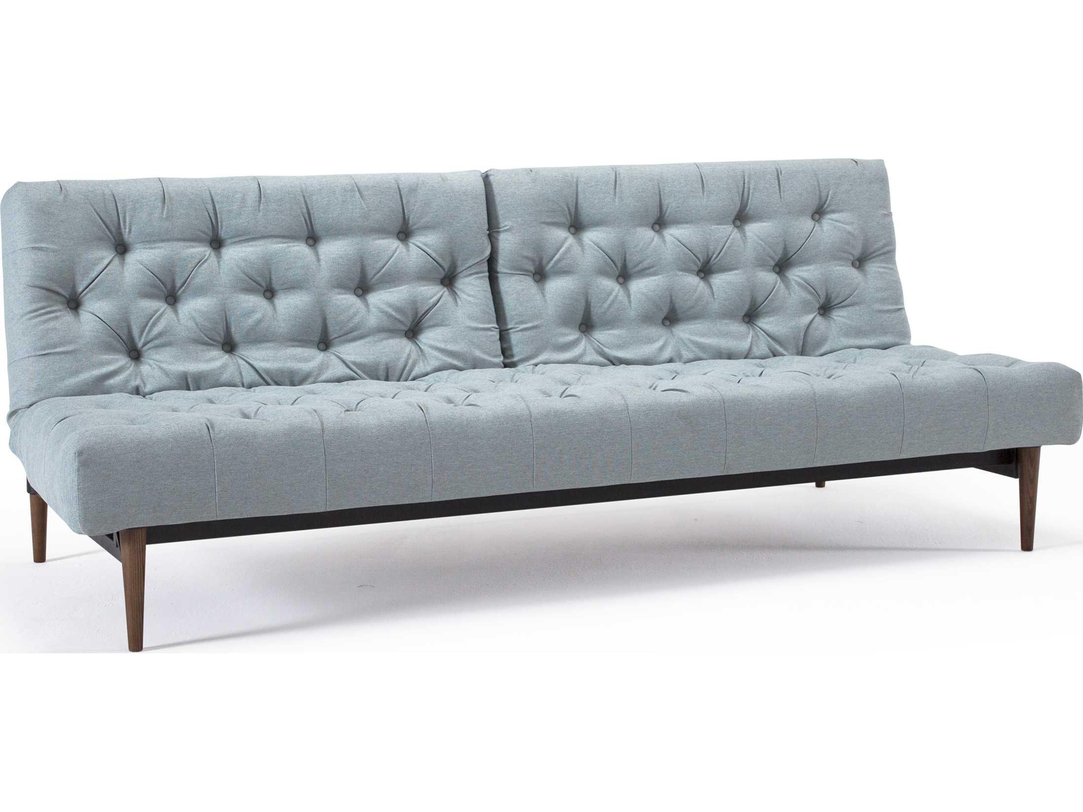 Remarkable Innovation Dublexo Oldschool Retro Dark Wood Legs Sofa Bed Ibusinesslaw Wood Chair Design Ideas Ibusinesslaworg