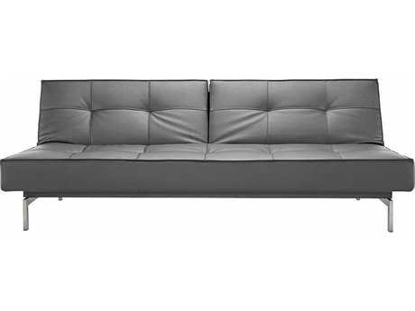 Innovation Splitback Sofa Bed with Stainless Steel Legs IV9474101082