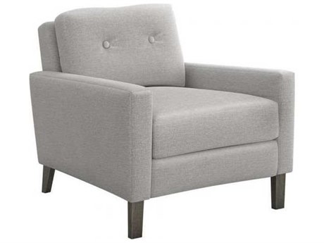 Interlude Home Pure Grey/ Vintage Grey Accent Chair