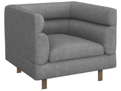 Interlude Home Night/ Bronze Accent Chair IL1980053