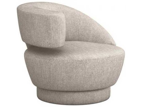 Interlude Home Bungalow Swivel Accent Chair