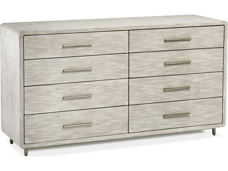 Interlude Home Alma 8 Drawers and up Double Dresser
