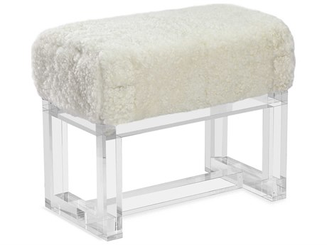 Interlude Home Avalon Accent Stool