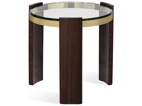 Interlude Home Bowen Round End Table IL125176