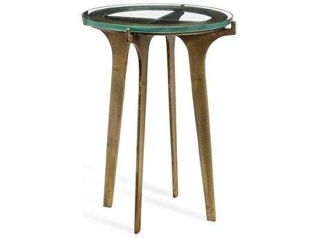 Interlude Home Colton Round End Table IL125169