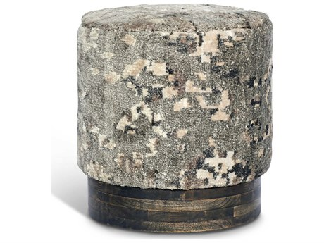 Interlude Home Delaney Accent Stool