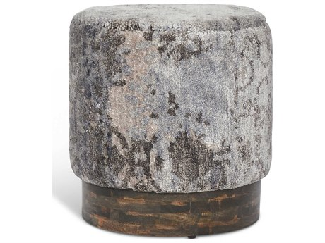 Interlude Home Desiree Accent Stool