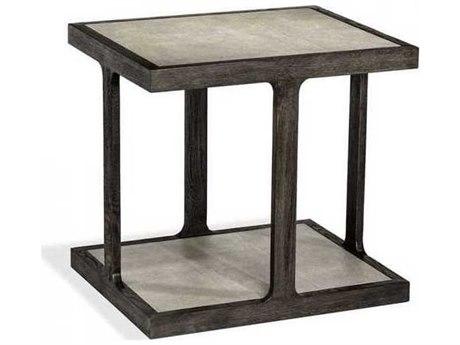 Interlude Home Sorrel Grey/ Vintage Grey 27'' Wide Rectangular End Table