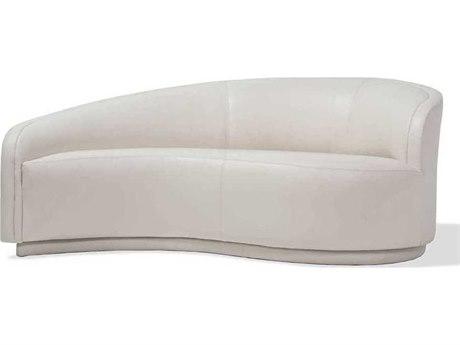 Interlude Home Cream Loveseat Sofa IL148066