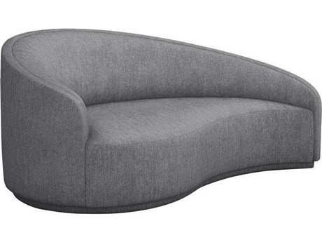 Interlude Home Night Loveseat Sofa