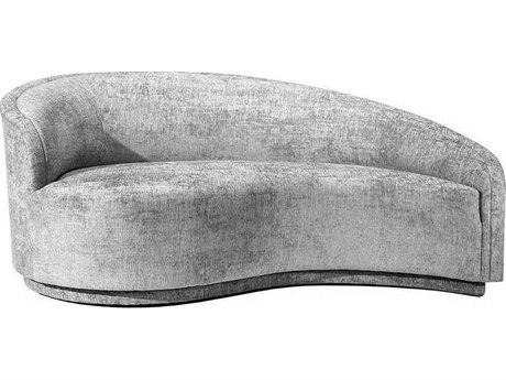Interlude Home Feather Loveseat Sofa