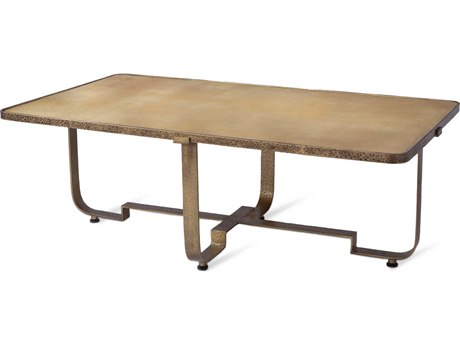 Interlude Home Mason 52'' Wide Rectangular Coffee Table IL115109
