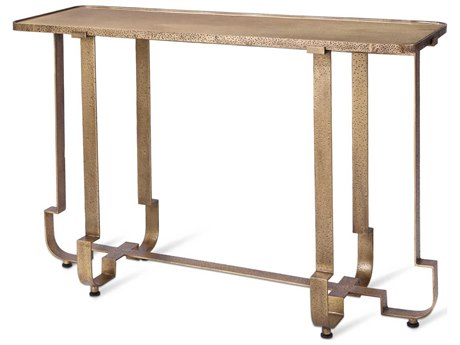 Interlude Home Mason 52'' Wide Rectangular Console Table IL139012