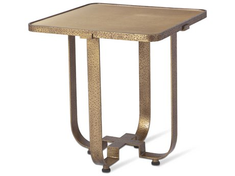 Interlude Home Mason 22'' Wide Square End Table IL125151