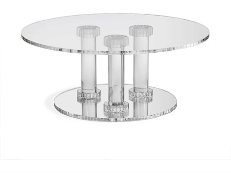 Interlude Home Serena Round Coffee Table IL115126
