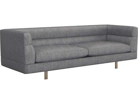 Interlude Home Night/ Bronze Sofa Couch