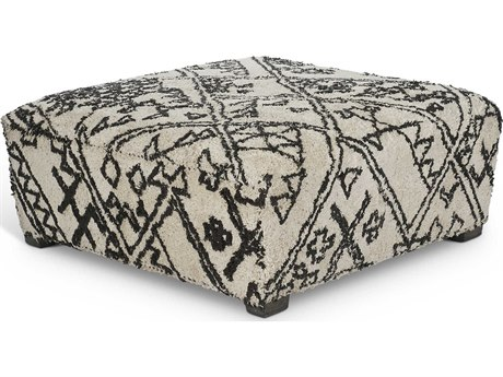 Interlude Home Yvet Ottoman IL175122