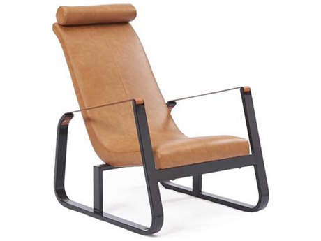 ION Design Tan / Black Accent Chair