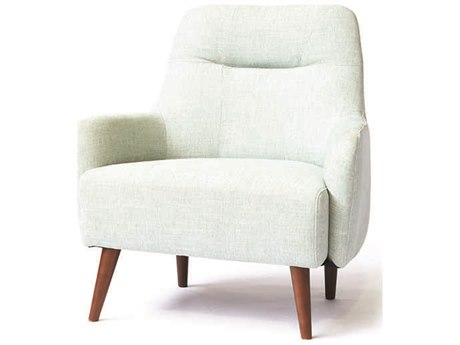 ION Design Carlsen Sunday Grey Accent Chair IDP26192