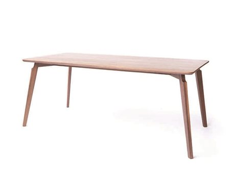 ION Design Disa Walnut 78.75'' x 39.25'' Rectangular Dining Table IDP26143