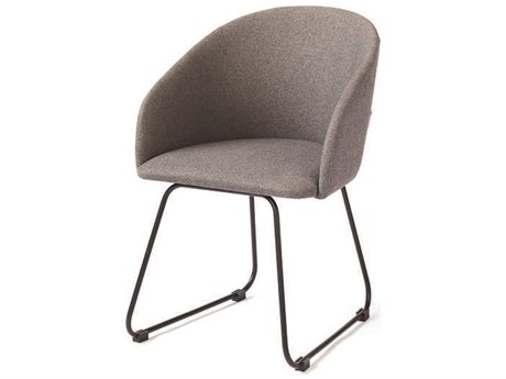 ION Design Oskar Antrazite Dining Armchair