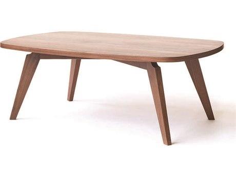 ION Design Willem Wood 34'' x 50'' Rectangular Coffee Table IDP26142