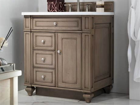 James Martin Furniture Bristol 30'' Wide Vanity JS157V30WWSW