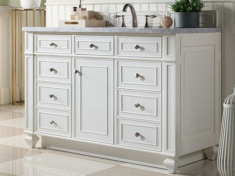 James Martin Furniture Bristol 48'' Wide Vanity JS157V48CWH