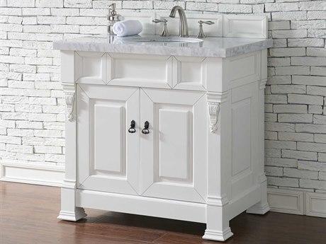 James Martin Furniture Brookfield 35'' Wide Vanity JS1471145541