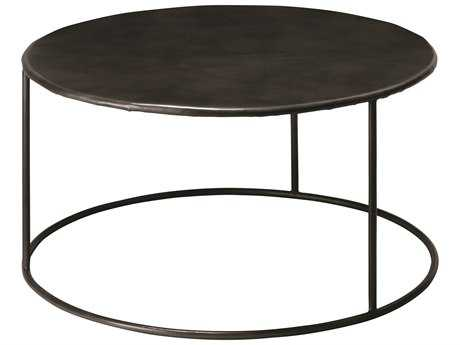 Jamie Young Company Americana 32'' Round Iron Coffee Table JYC20AMERCOFFE