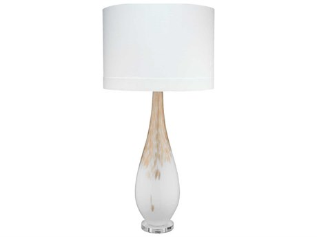 Jamie Young Company Dewdrop Gold Ombre Glass Buffet Lamp JYC9DEWDROPTLGO