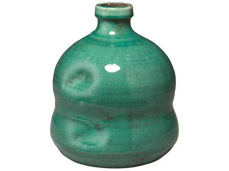 Jamie Young Company Dimple Turquoise Jug