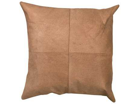 Jamie Young Company Buff Hide Pillow JYCPILL24BUHI