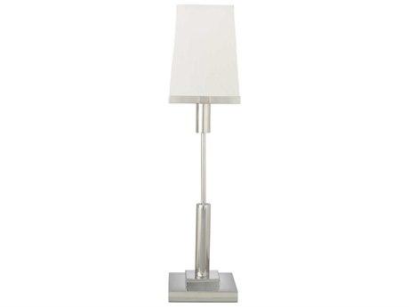 Jamie Young Company Jud Nickel Buffet Lamp JYC9JUDNISQ131S