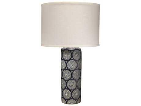Jamie Young Company Neva Blue & White Table Lamp JYC9NEVABLD131C