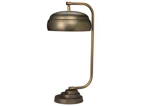 Jamie Young Company Steam Punk Gun Metal  Large Table Lamp JYC1STEALGGM