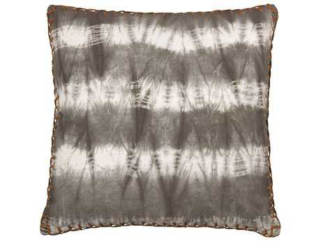 Jamie Young Company Tie Dye Gray Pillow JYCPILL20TIEGR