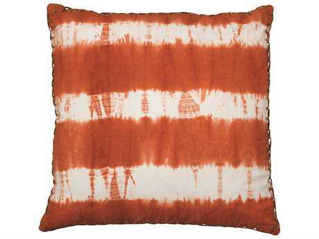 Jamie Young Company Tie Dye Tangerine Pillow JYCPILL20TIETG