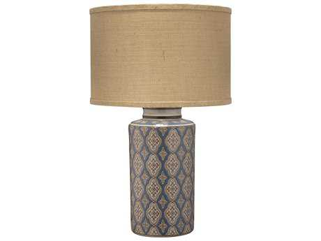 Jamie Young Company Verona Blue & White Table Lamp JYC9VEROLBD204M