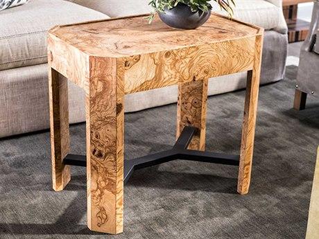 JKM Home Bernard 28'' Wide End Table JKMNN0086F