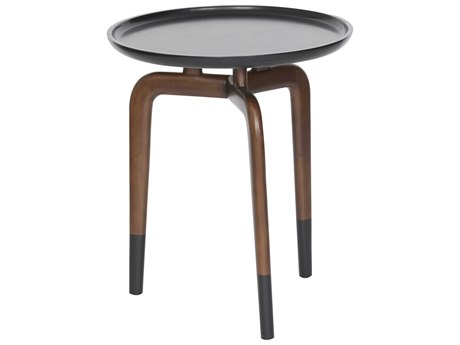 JKM Home Brogan 22'' Wide Round End Table JKMNN0033F
