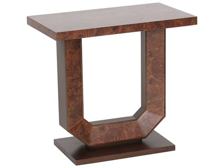 JKM Home Clive 26'' Wide Rectangular End Table JKMNN0032F