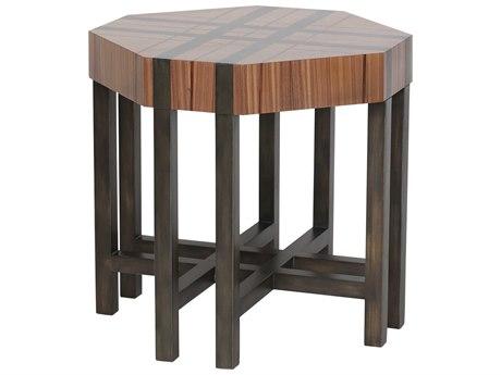 JKM Home Everett 24'' Wide Octagon End Table JKMNN0036F