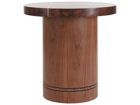 JKM Home Piet 25'' Wide Round Pedestal Table